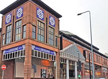 Loreburne Shopping Centre Dumfries