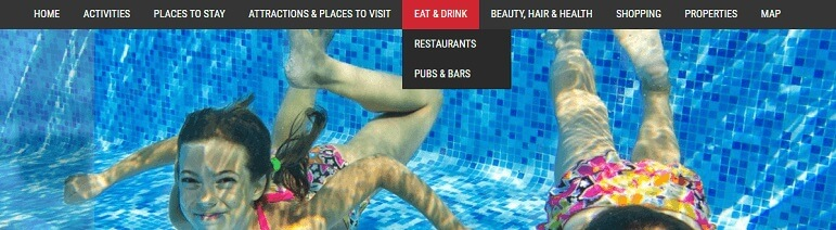 Drop Down menus Advertise with us What's on in Dumfries